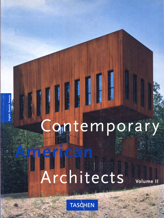 Contemporary American Architects Taschen 1996 Mack