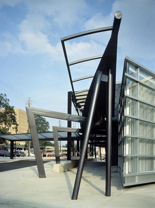 Buckhead Branch Library 171 Mack Scogin Merrill Elam Architects