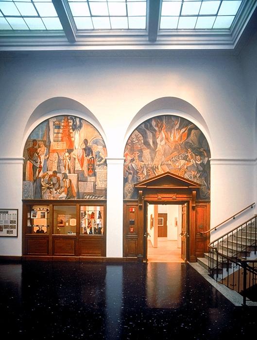 Clark Atlanta University Art Galleries 171 Mack Scogin