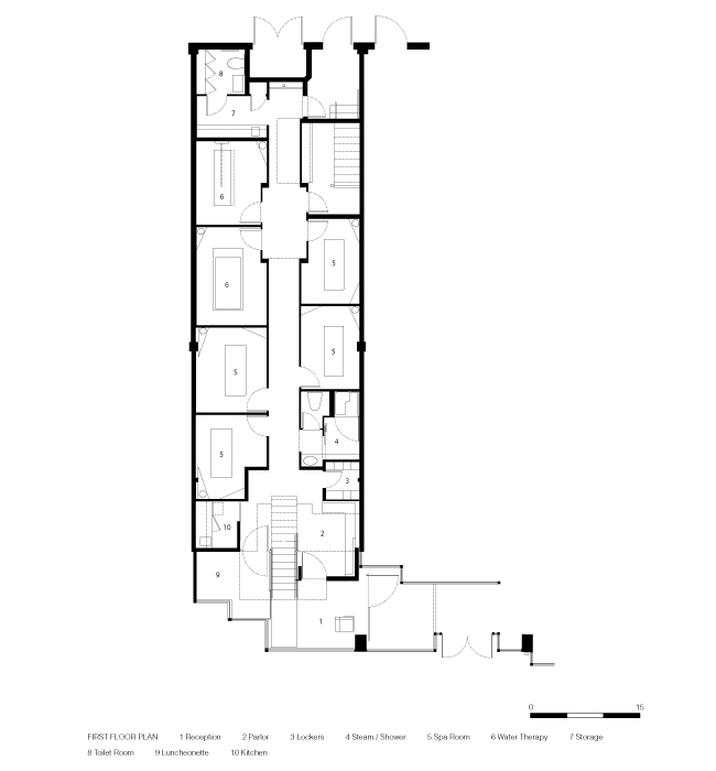 Floor Plans Of Salons And Spas Joy Studio Design Gallery