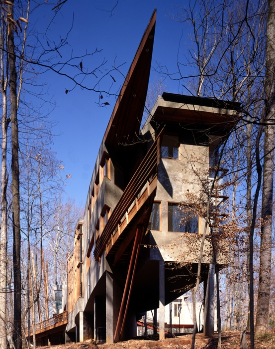 House Chmar 171 Mack Scogin Merrill Elam Architects
