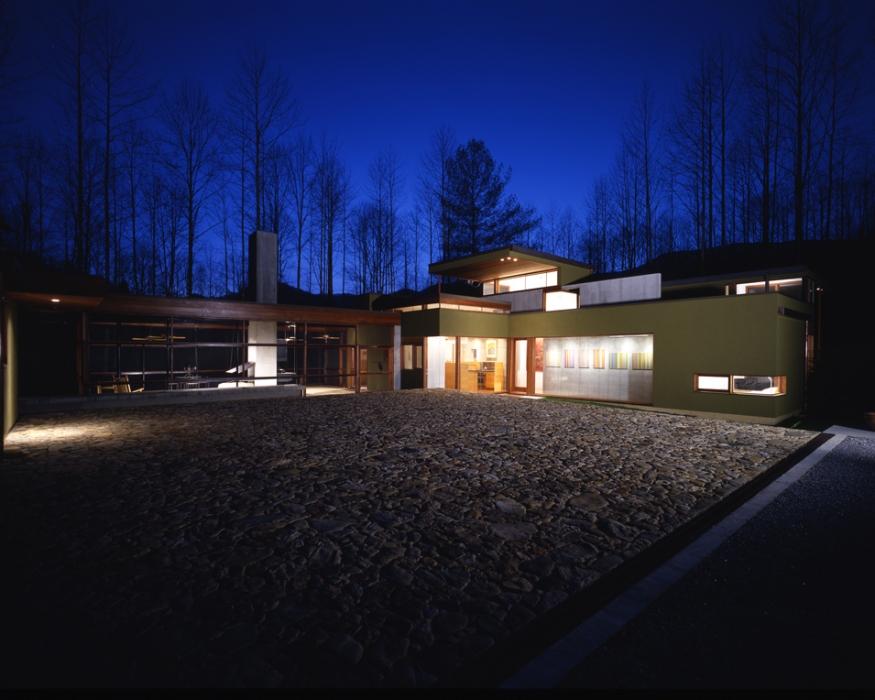 Mountain House 171 Mack Scogin Merrill Elam Architects