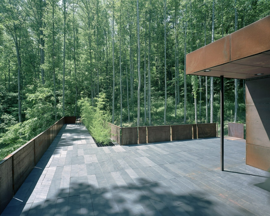 Mountain Tree House 171 Mack Scogin Merrill Elam Architects