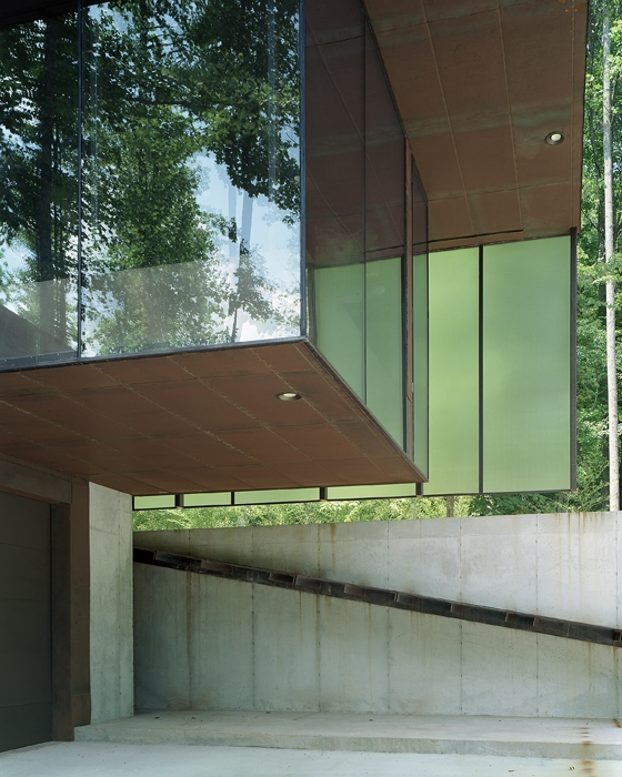 Mountain Tree House 171 Mack Scogin Merrill Elam Architects