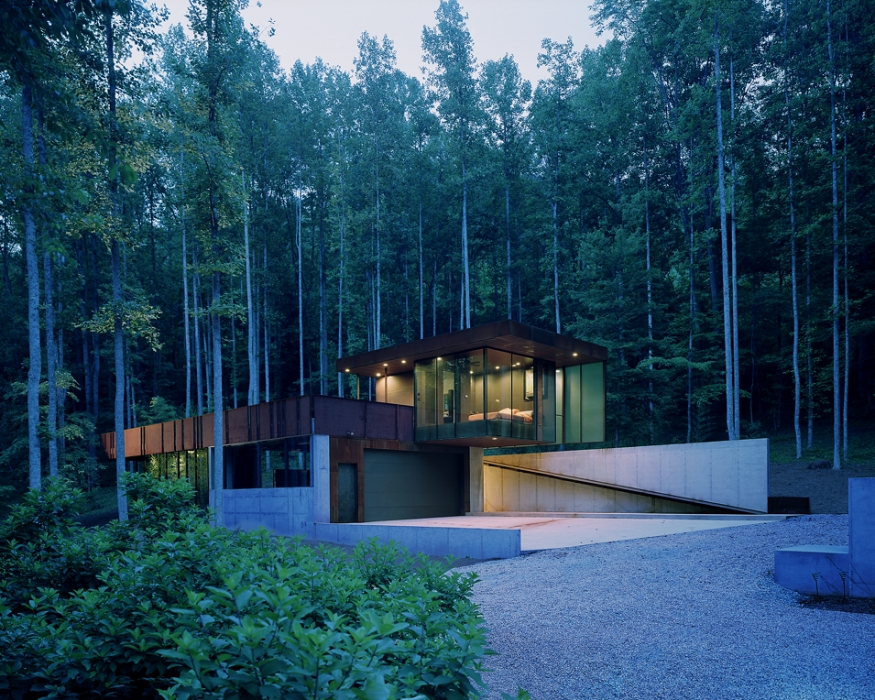 Mountain tree house mack scogin merrill elam architects for Mountain home architects