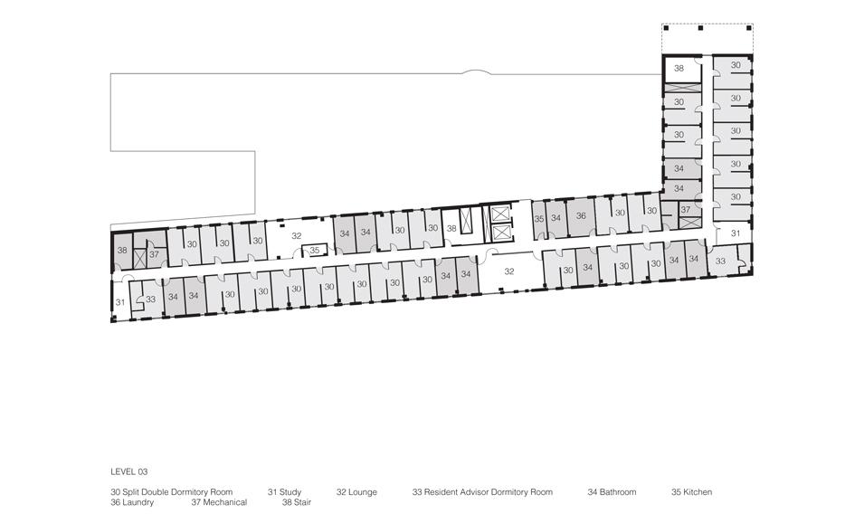 Syracuse University Ernie Davis Hall Mack Scogin Merrill Elam – Syracuse University Housing Floor Plans