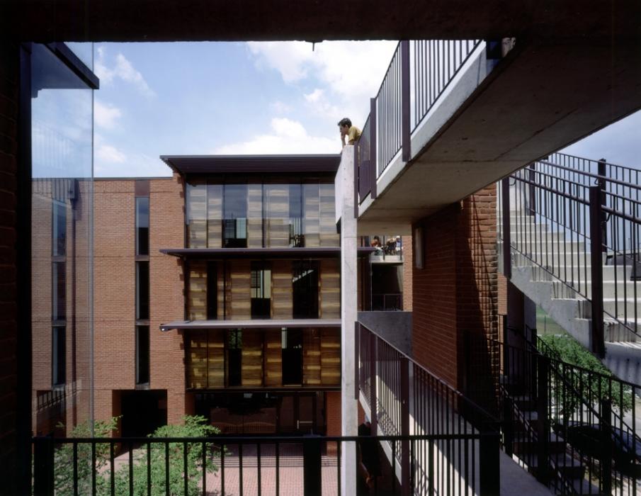 Tulane University Willow Street Residence Hall Mack Scogin